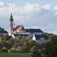 Kloster, Äbtegalerie