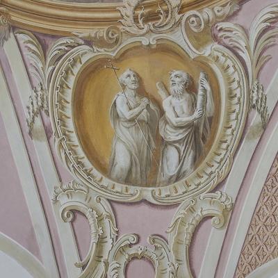 Apostel Philippus und Andreas