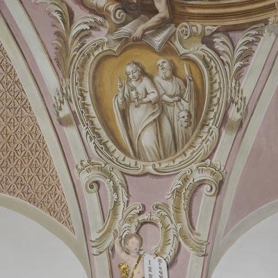 Apostel Johannes und Bartholomäus