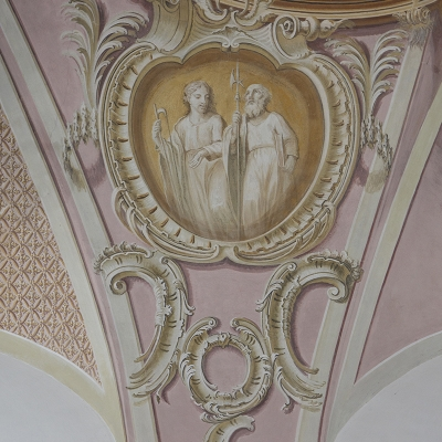 Apostel Jakobus d. Jüngere und Matthäus