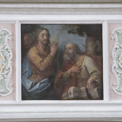 Jesus und der Zöllner